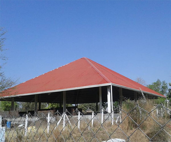 Roofing sheets manufacturers in india