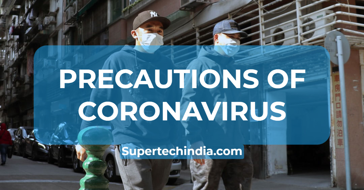 precautions of coronavirus